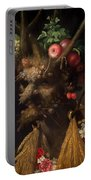 Four Seasons In One Head Portable Battery Charger
