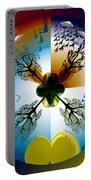 Four Seasons Roundel Portable Battery Charger
