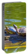 Four Turtles Portable Battery Charger