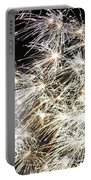 Fourth Of July Fireworks Portable Battery Charger by Kim Bemis