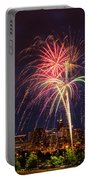 Fourth Of July Portable Battery Charger