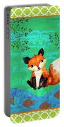 Fox-c Portable Battery Charger