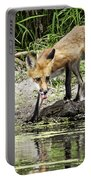 Fox Drink Portable Battery Charger