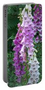 Foxglove After The Rains Portable Battery Charger