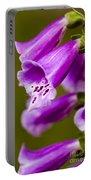 Foxglove Flower Portable Battery Charger