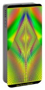 Fractal 32 Up Up And Away Portable Battery Charger