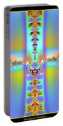 Fractal 7 Cross Portable Battery Charger