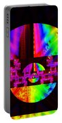 Fractal Abstract 816 Portable Battery Charger
