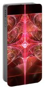 Fractal - Abstract - The Essecence Of Simplicity Portable Battery Charger