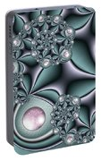 Fractal Jewellery Portable Battery Charger