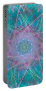 Fractal Magic Portable Battery Charger