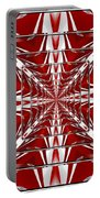 Fractal Reflections Portable Battery Charger