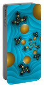 Fractal The Blue Depth Portable Battery Charger