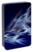 Fractals - Birds In Flight Portable Battery Charger