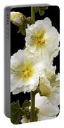 Fragile Flower Portable Battery Charger
