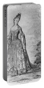 France Fashionable Lady Portable Battery Charger