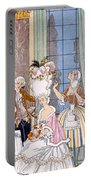 France In The 18th Century Portable Battery Charger by Georges Barbier