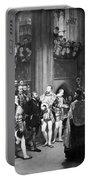 Francis I & Charles V Portable Battery Charger