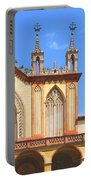 Franciscan Monastery In Nice France Portable Battery Charger