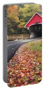 Franconia Notch State Park Portable Battery Charger
