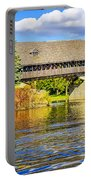 Frankenmuth Covered Bridge Portable Battery Charger