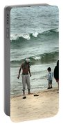 Frankfort Beach Portable Battery Charger