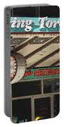 Fran's Restaurant  Toronto Diner Icon Portable Battery Charger