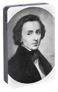 Fr�d�ric Chopin (1810-1849) Portable Battery Charger