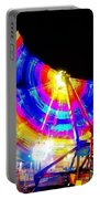 Freak Out ... Electric Rainbow Portable Battery Charger