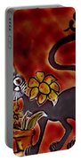 Freddy The Cat Portable Battery Charger