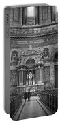 Frederik's Church Interior Portable Battery Charger