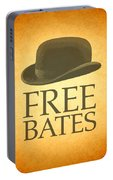 Free Bates Portable Battery Charger