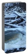 Freezing Dam Portable Battery Charger