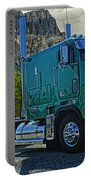 Freightliner Cabover Portable Battery Charger