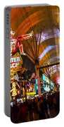 Fremont Street Experience Lights Portable Battery Charger