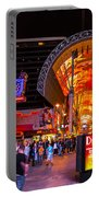 Fremont Street Lights 2 Portable Battery Charger