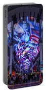 Fremont Street Lights Portable Battery Charger