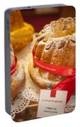 French - Alsace Pastry Portable Battery Charger