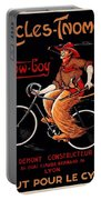 French Bicycles Portable Battery Charger
