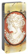 French Cameo 2 Portable Battery Charger
