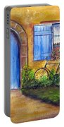 French Cottage Portable Battery Charger
