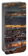 French Creek Sunrise Portable Battery Charger