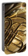 French Horn I Portable Battery Charger