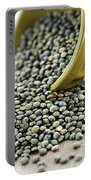 French Lentils Portable Battery Charger