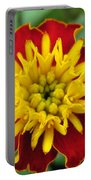 French Marigold Named Solan Portable Battery Charger