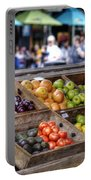 French Market Portable Battery Charger