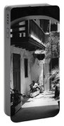 French Quarter Courtyard Portable Battery Charger