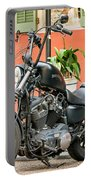 French Quarter Harley Portable Battery Charger