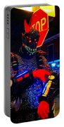 French Quarter Monster  U Have The Time Portable Battery Charger