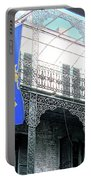 French Quarter Nola Portable Battery Charger